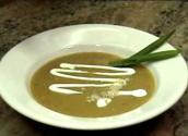 Easy Green Pea Soup